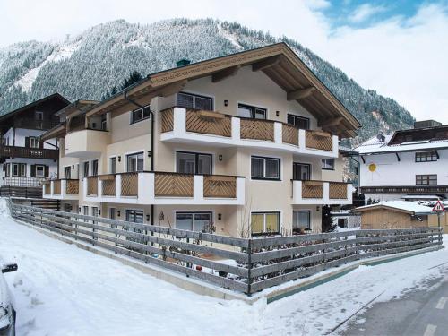 Apartmenthaus Rosa 132W Mayrhofen