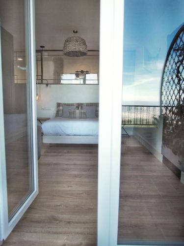 Suite Junior con terraza El Balcon de las Nieves 10