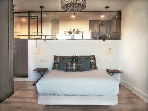 Suite Junior con terraza El Balcon de las Nieves 11