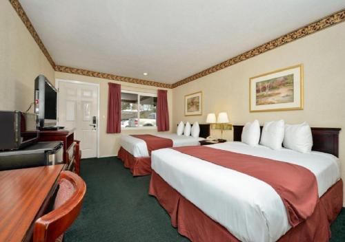 Americas Best Value Inn - Sky Ranch - Palo Alto, CA CA 94306
