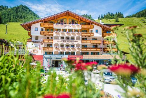Hotel Salzburgerhof Zauchensee Zauchensee