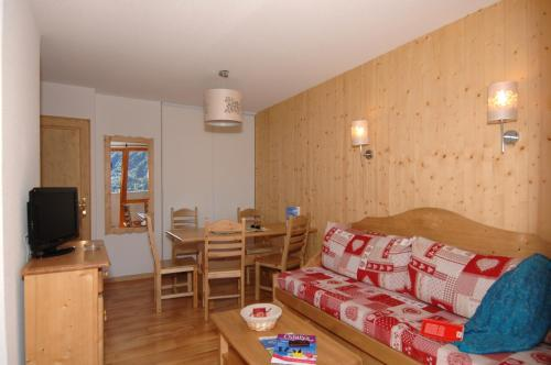 Résidence Odalys Le Grand Panorama 1 - Accommodation - Valmeinier