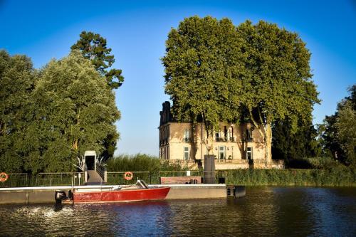 Château Grattequina Hôtel - Hôtel - Blanquefort