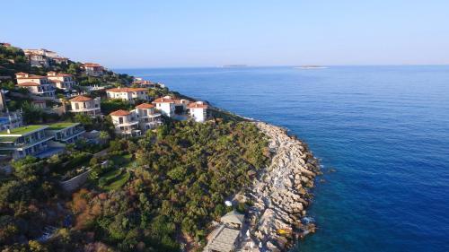 Kas Deniz Feneri Lighthouse Hotel harita