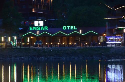 Uzungol TS Ensar Otel indirim kuponu