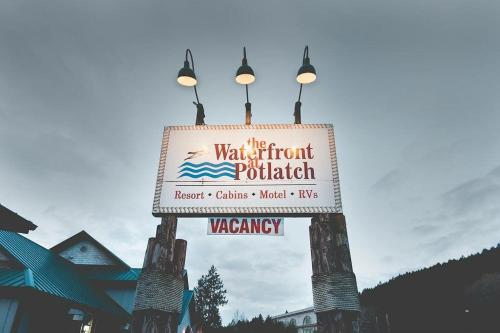 . The Waterfront at Potlatch
