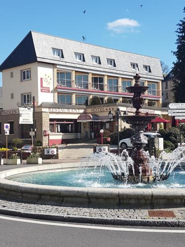 . Bagnoles Hotel - Contact Hotel