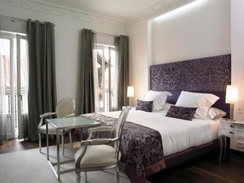 Dreamer Doppel-/Zweibettzimmer   Hospes Puerta de Alcalá 14