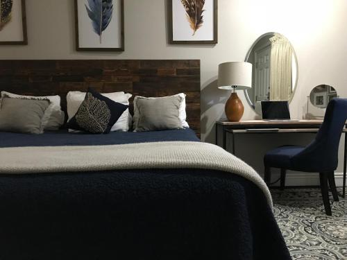 Accommodation in Saint Clair