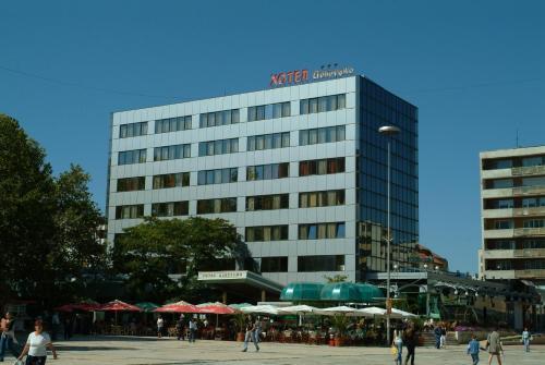 . Hotel Dobrudja