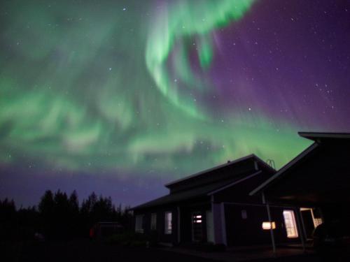Villa Polar Light