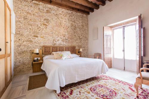 Double Exterior Room Hotel Casa de las Cuatro Torres 7