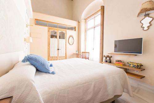 Double Exterior Room Hotel Casa de las Cuatro Torres 1