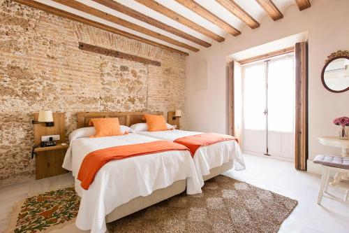Double Exterior Room Hotel Casa de las Cuatro Torres 5