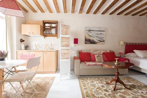 Studio Hotel Casa de las Cuatro Torres 9