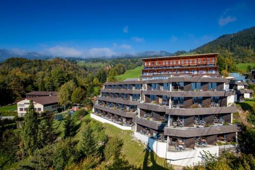 Das Hotel Panorama - Meiringen - Hasliberg