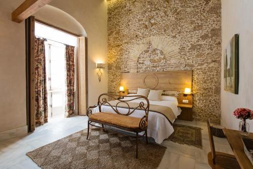 Premium Double Room Hotel Casa de las Cuatro Torres 3