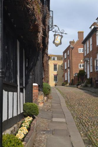 Mermaid Street, Rye, East Sussex TN31 7EY.