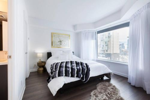 2 Smart TV's | Fast Wifi | W/D | ❤️ of Yorkville Photo 3