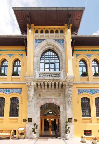 Istanbul Four Seasons Hotel Istanbul at Sultanahmet telefon