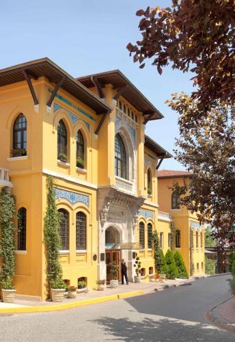 Tevkifhane Sok., No:1, Sultanahmet, Istanbul, 34110, Turkey.