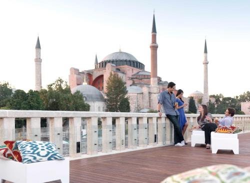 Four Seasons Hotel Istanbul at Sultanahmet - 29 of 58