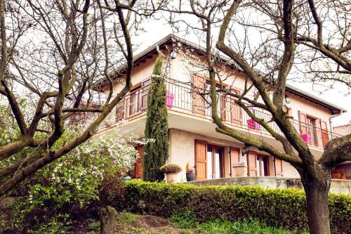 Chambre d'Hôtes des Lys - Accommodation - Montbrison