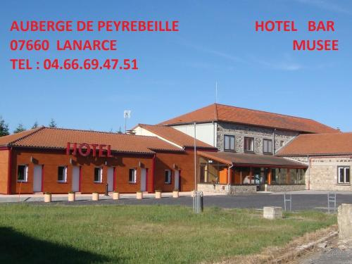 . Auberge De Peyrebeille