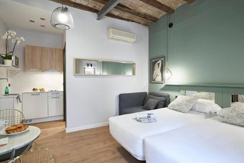 AinB Gothic-Jaume I Apartments photo 56