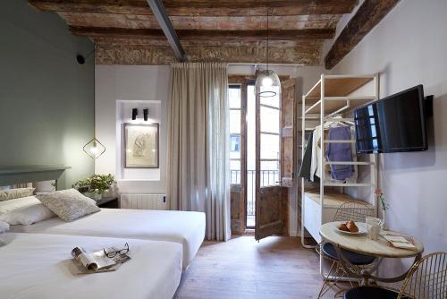 AinB Gothic-Jaume I Apartments photo 59
