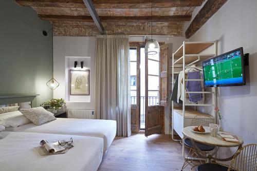 AinB Gothic-Jaume I Apartments photo 60