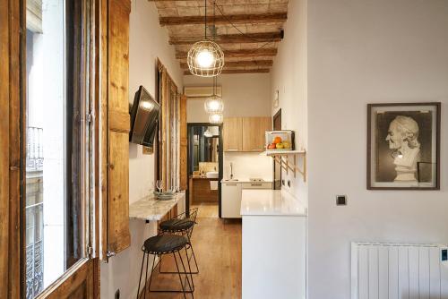 AinB Gothic-Jaume I Apartments photo 69