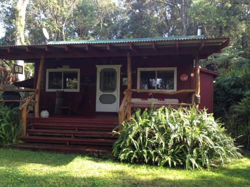 Carson's Kaloko Mountain Cabin - Kailua Kona, HI 96740