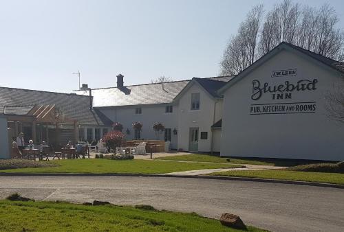 . The Bluebird Inn at Samlesbury