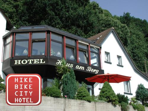 . Hotel Haus am Berg