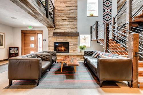 A-Lodge Boulder - Accommodation