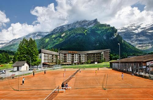 Accommodation in Les Diablerets