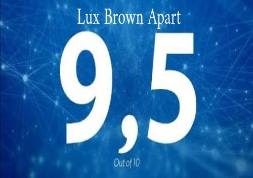 Trabzon Lux Brown Apart harita