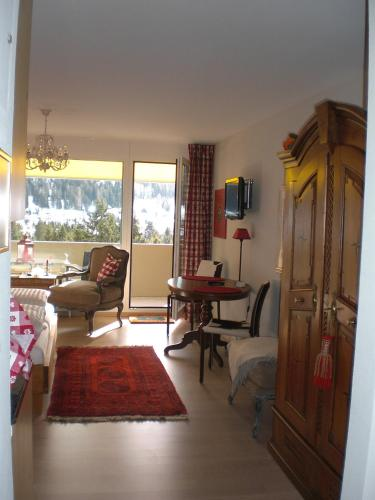 Studio Carlton am Park Davos-Platz