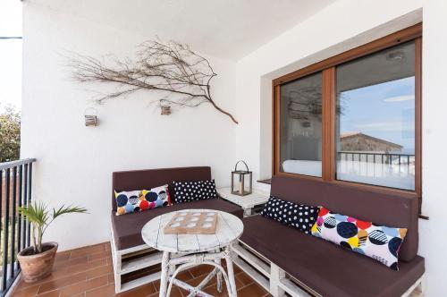 Foto kamar Lets Holidays Gabarra apartment