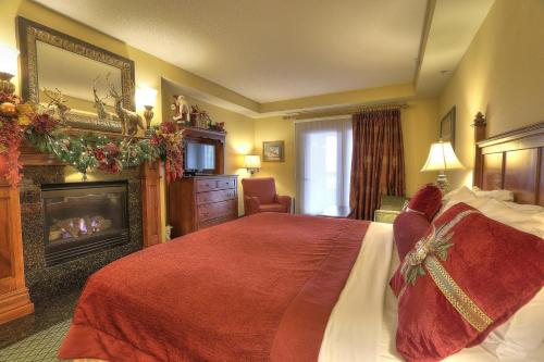 The Inn At Christmas Place.The Inn At Christmas Place Hotel Pigeon Forge In Tn