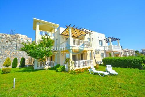 Bogazici A70 Bodrum Flamingo 2 Bed Garden Holiday Apartment rezervasyon