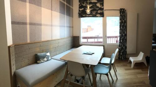 Appartement familial - La Tania - Apartment