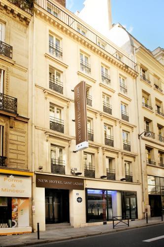 Newhotel Saint Lazare - Hôtel - Paris