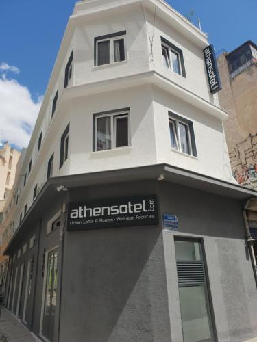 athensotel.com, Pension in Athen