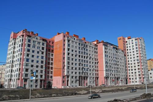 Apartments Nebesa