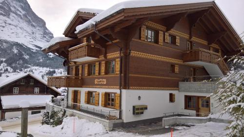 Chalet Alpenblume Grindelwald