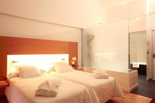 Double Room with Extra Bed (2 Adults + 1 Child) Tierra de Biescas 20