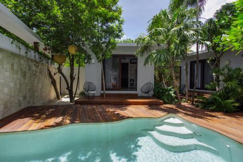 Km 8.1 Boca Playa, Tulum, Quintana Roo 77780, Mexico.