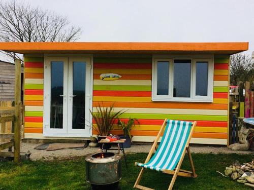 Sunrise Cabin, St Ives, Cornwall